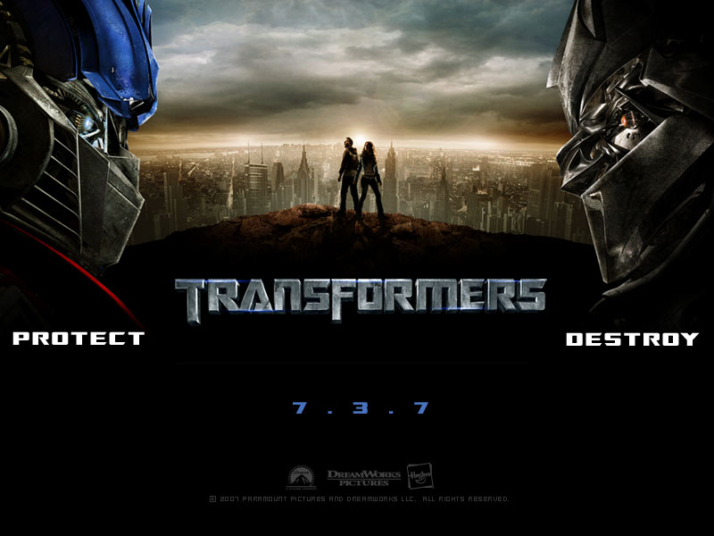 transformers 3 wallpapers
